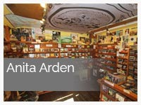 Anita Arden at Dingle Record Shop